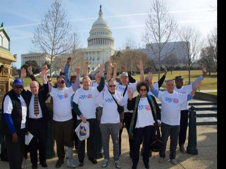 LGBTQ Pioneers Descend on DC to Reintroduce Equality Act