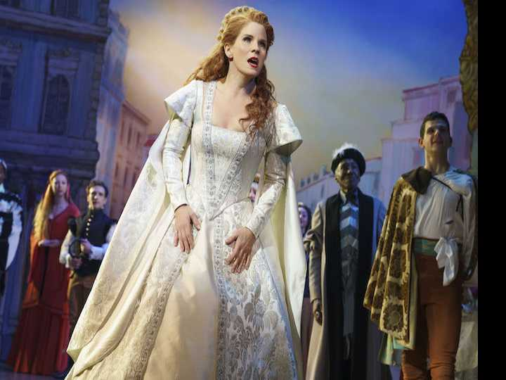 Review :: More Like a Peck on the Cheek: Broadway's 'Kiss Me, Kate!'