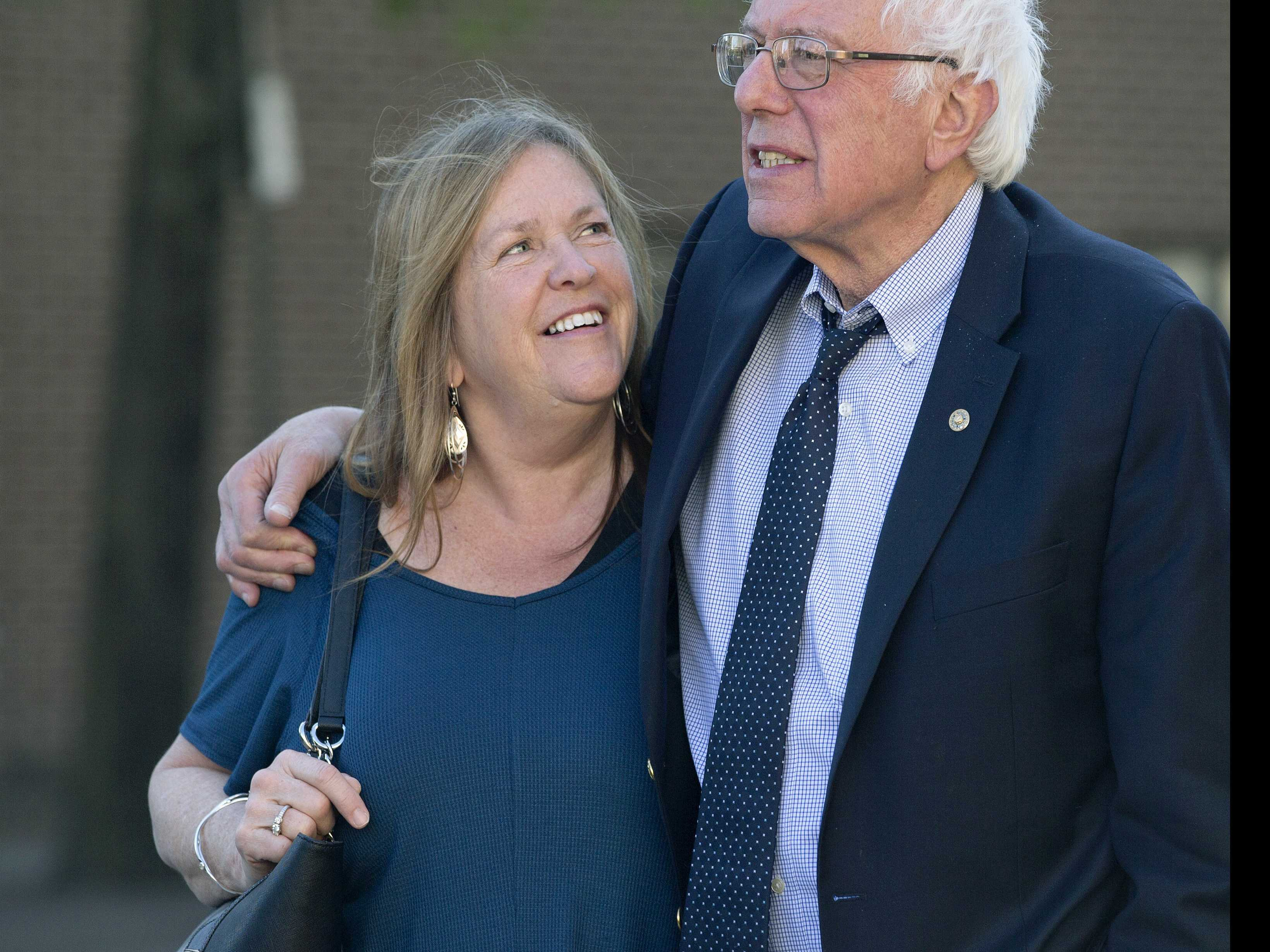 Is Jane Sanders the most Powerful Woman not Running in 2020?