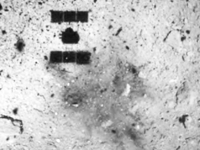 Japan to Make Crater on Asteroid to Get Samples from Inside