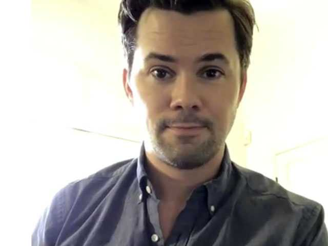 'Girls' Star Andrew Rannells Opens Up About Sexual Abuse from Catholic Priest