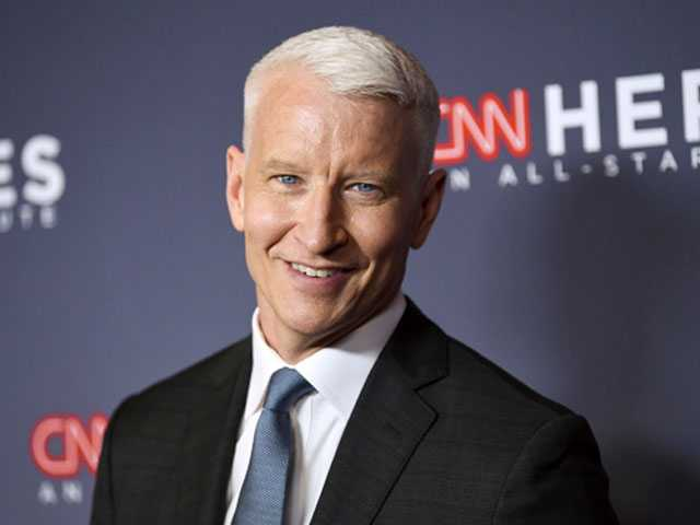 Anderson Cooper has a 2-Book Deal, First Expected in 2022