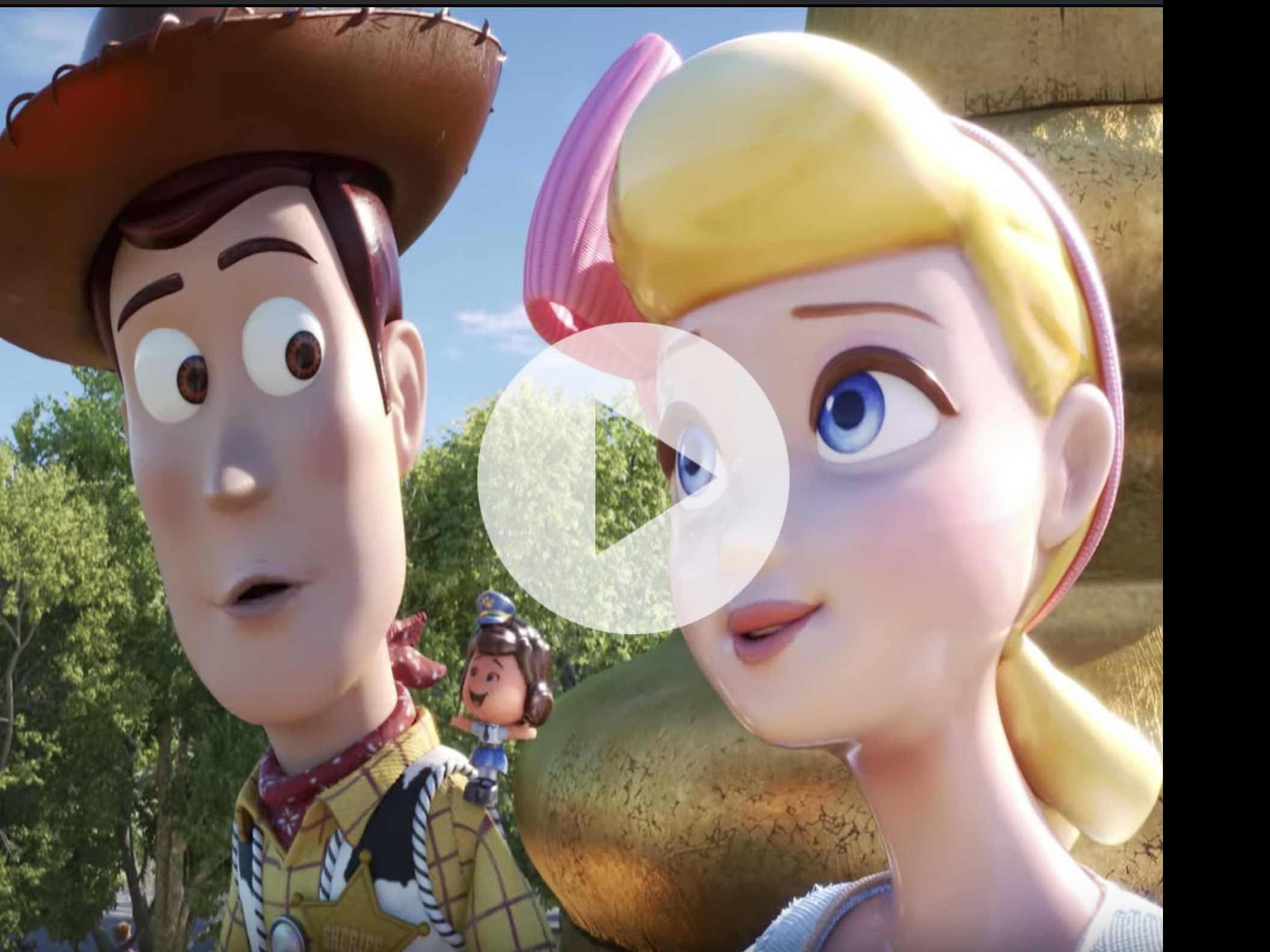 Watch: 'Toy Story 4' Gets Official Trailer