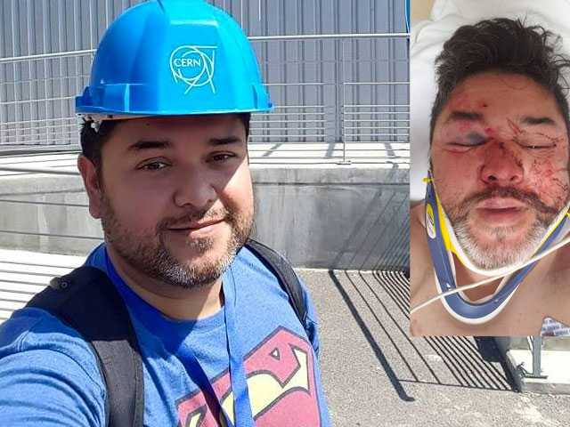 Gay Phoenix Man Describes Alleged Gay Bashing Incident