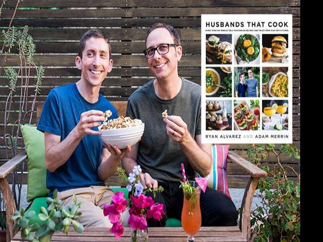 Couple cuisine - Husbands That Cook author/chefs