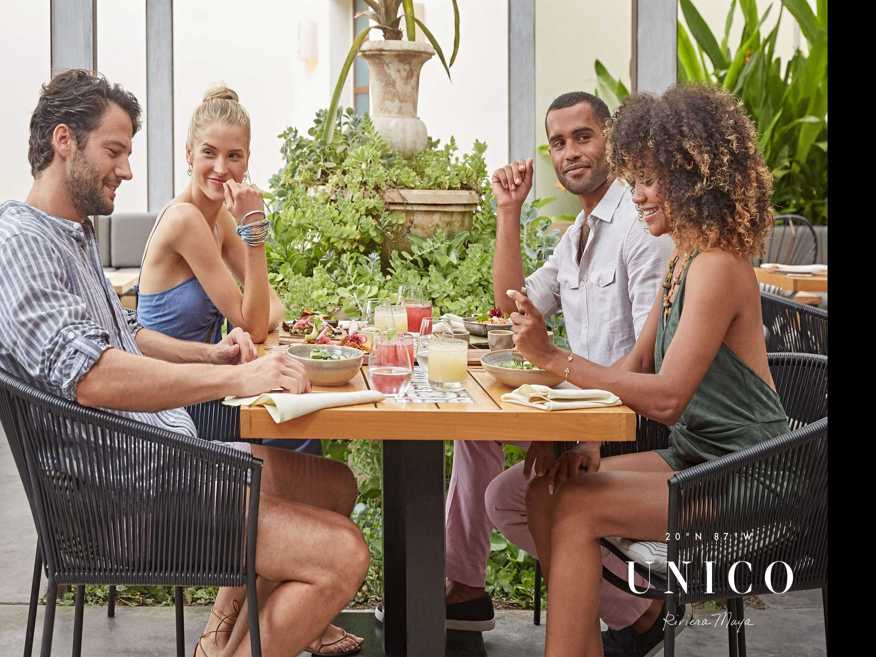 UNICO 20º87º Hotel Riviera Maya Reveals Chef Line-Up For Summer Gastronomy Takeover