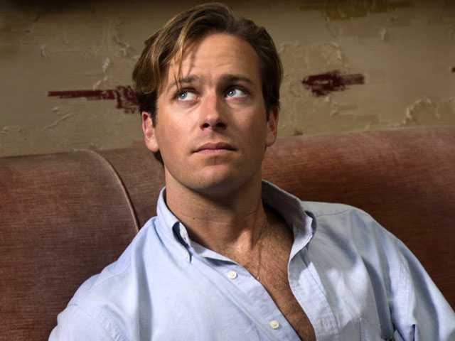 Armie Hammer Might be Out on 'Call Me By Your Name' Sequel