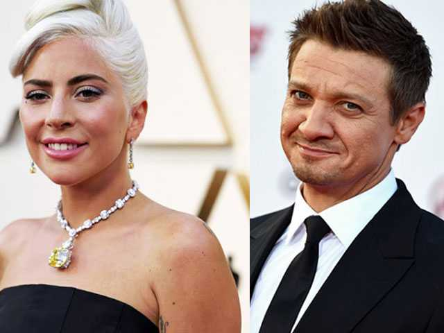 PopUps: Is Lady Gaga Dating 'Avengers' Star Jeremy Renner?