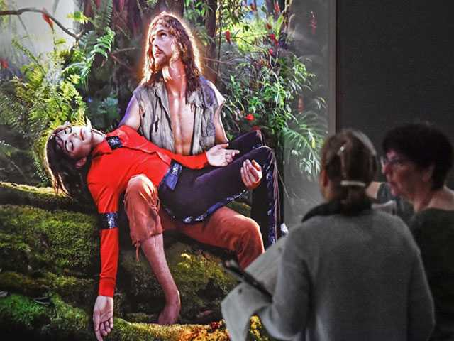 Germany: Michael Jackson Exhibit Opening Amid Revived Claims