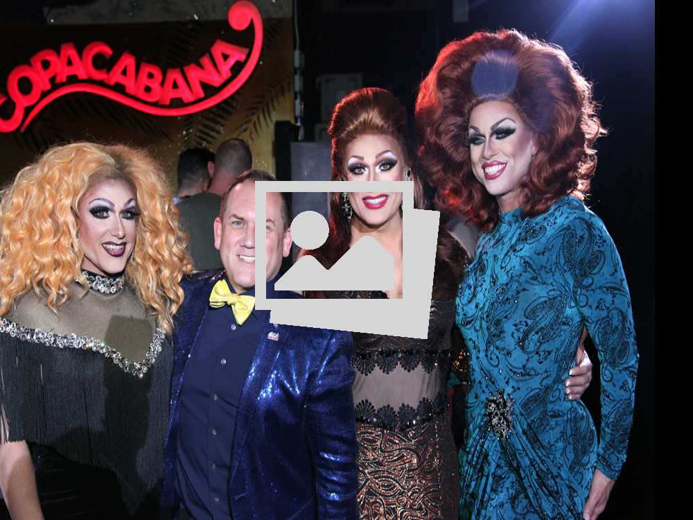 Miss Gay New York America @ Copacabana Nightclub :: March 19, 2019