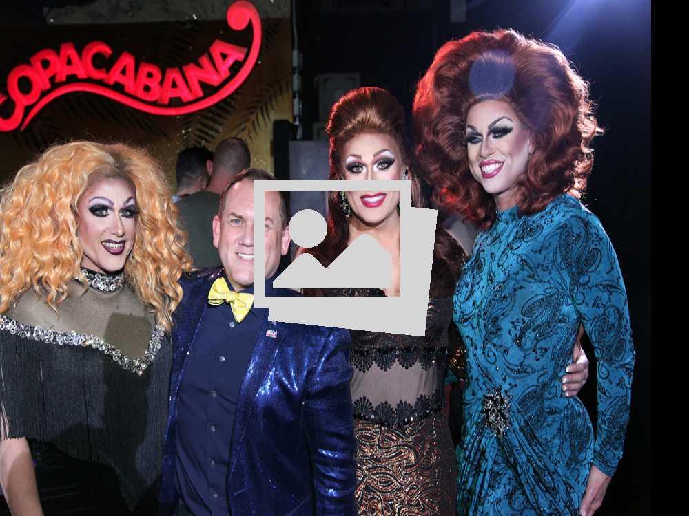Miss Gay New York America @ Copacabana Nightclub :: March 19, 2019