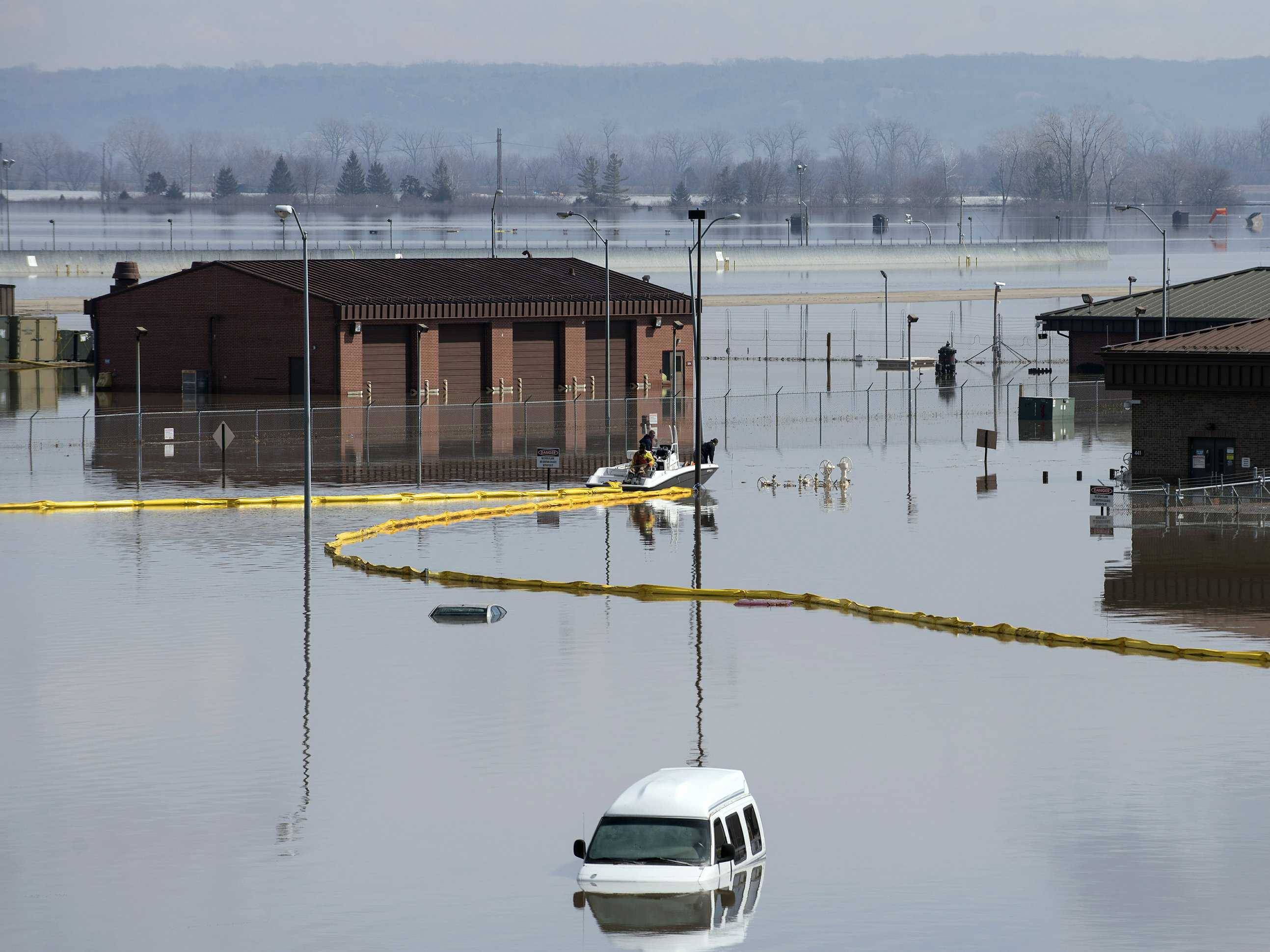 Floods Show National Security Threat Posed by Climate Change
