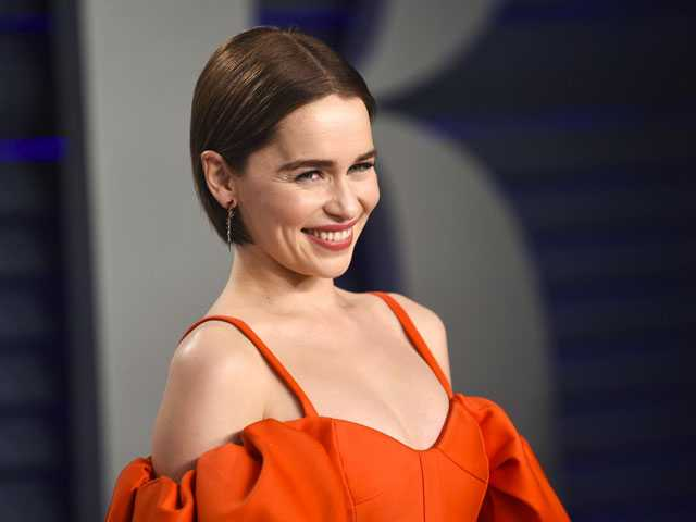 'Thrones' Actress Emilia Clarke Says She's had 2 Aneurysms