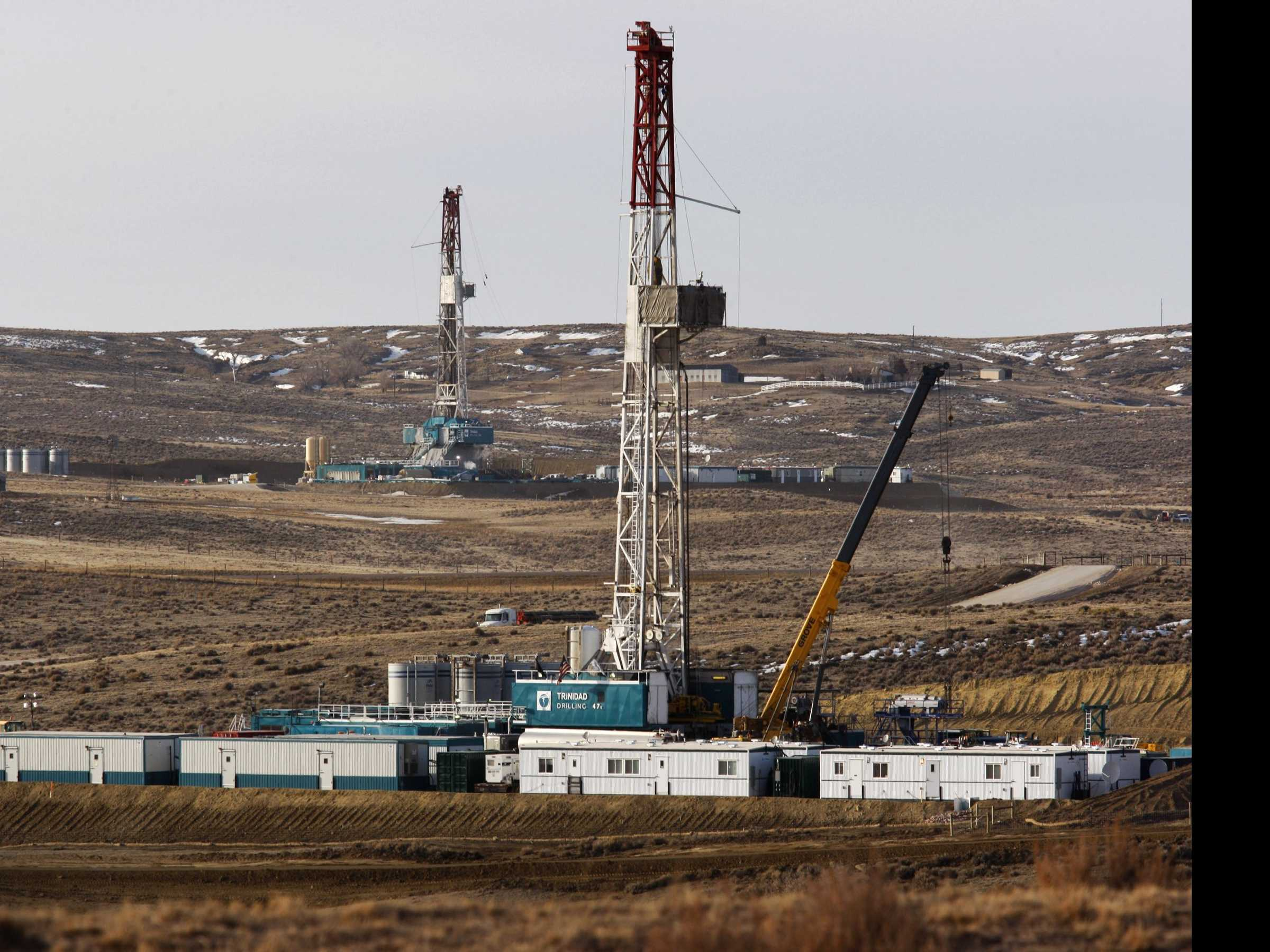 U.S. Judge Blocks Oil, Gas Drilling over Climate Change