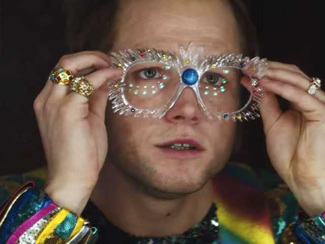 Report: Gay Sex Scene in 'Rocketman' Could be Cut for PG-13 Rating