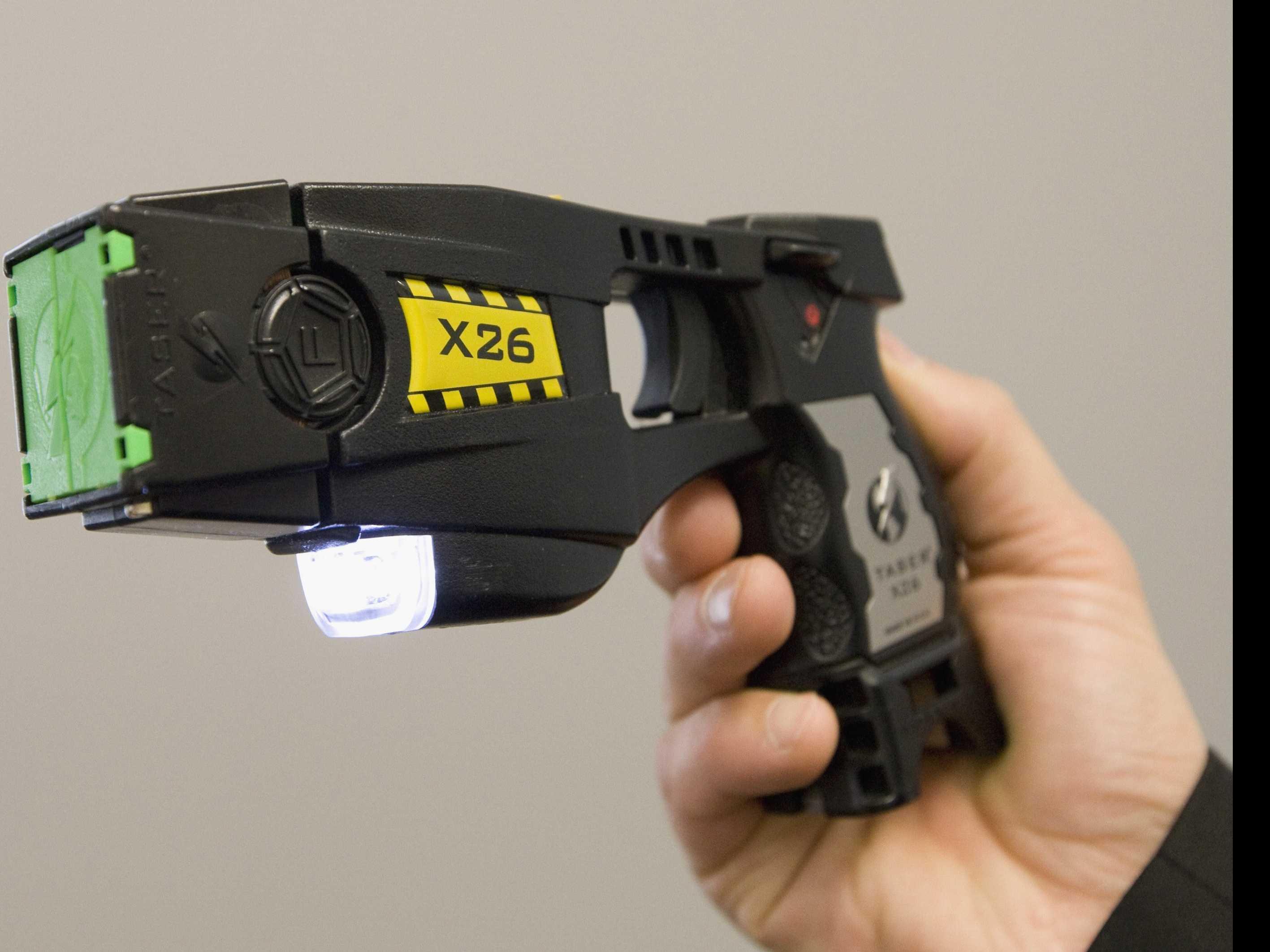 Judge Says New York's Stun Gun Ban is Unconstitutional