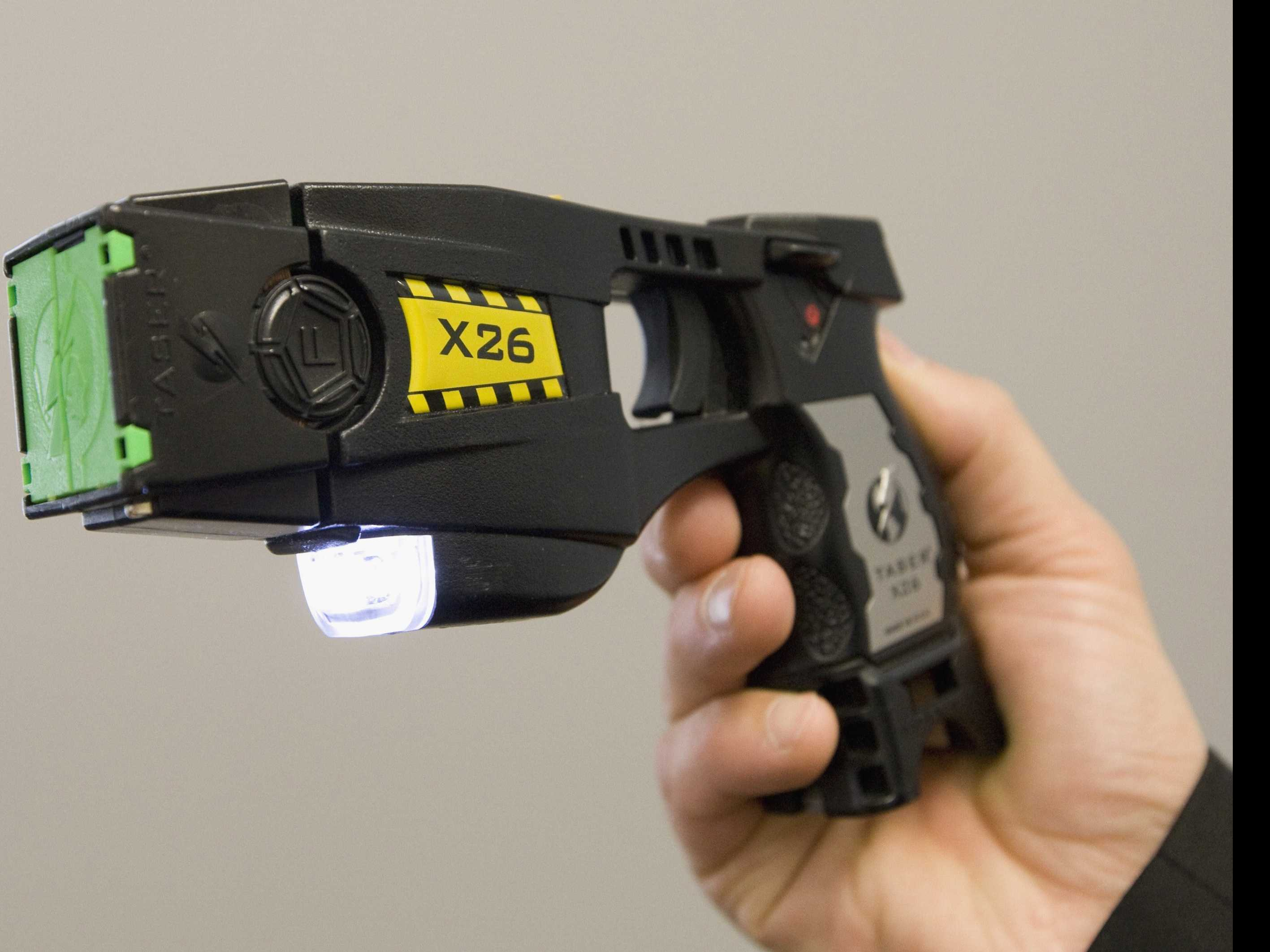 Judge Says New York's Stun Gun Ban is Unconstitutional