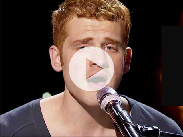 Watch: Gay 'American Idol' Contestant Blows Judges Away Again