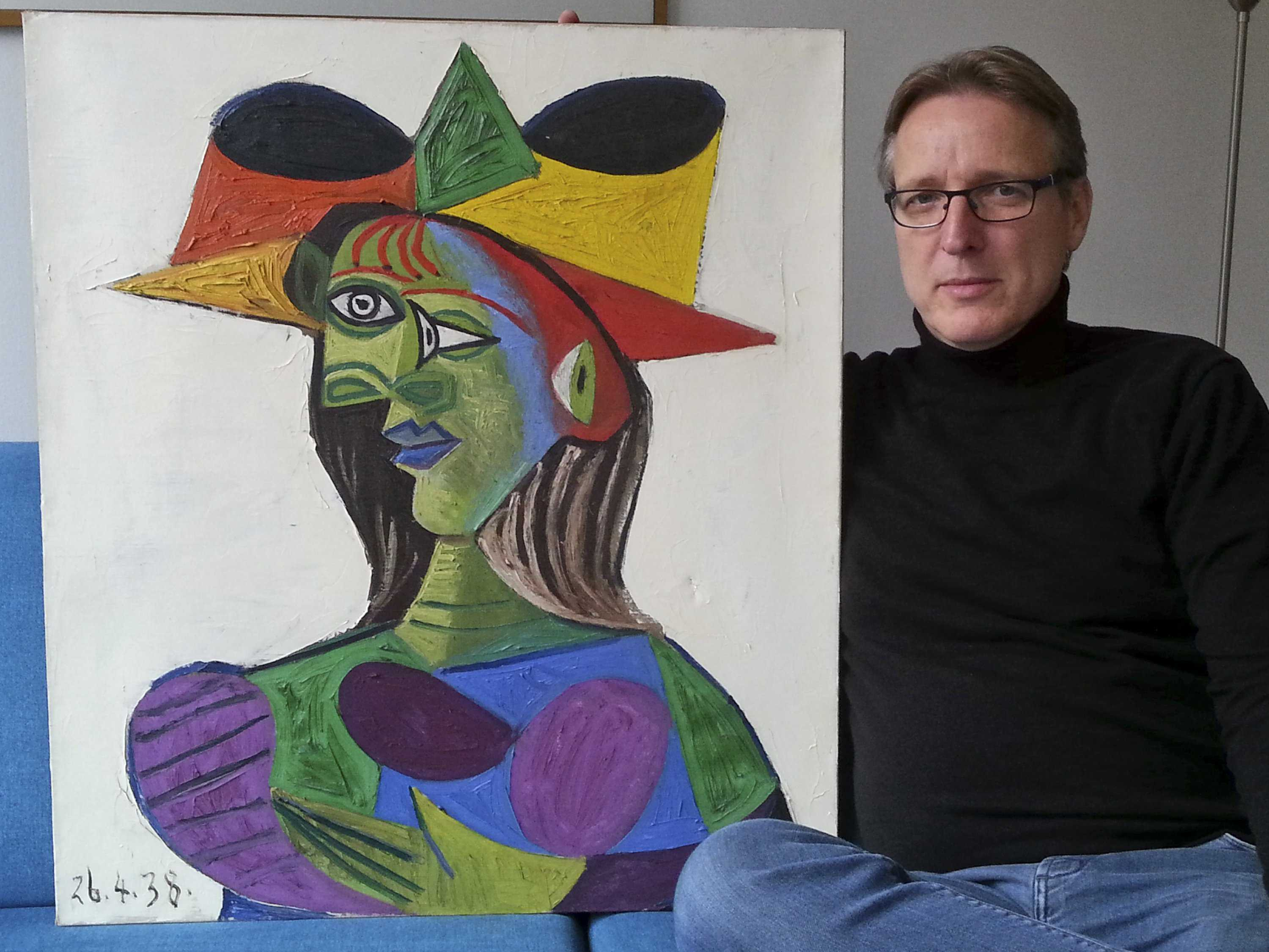 Dutch Art Sleuth Recovers Picasso Stolen 20 Years Ago