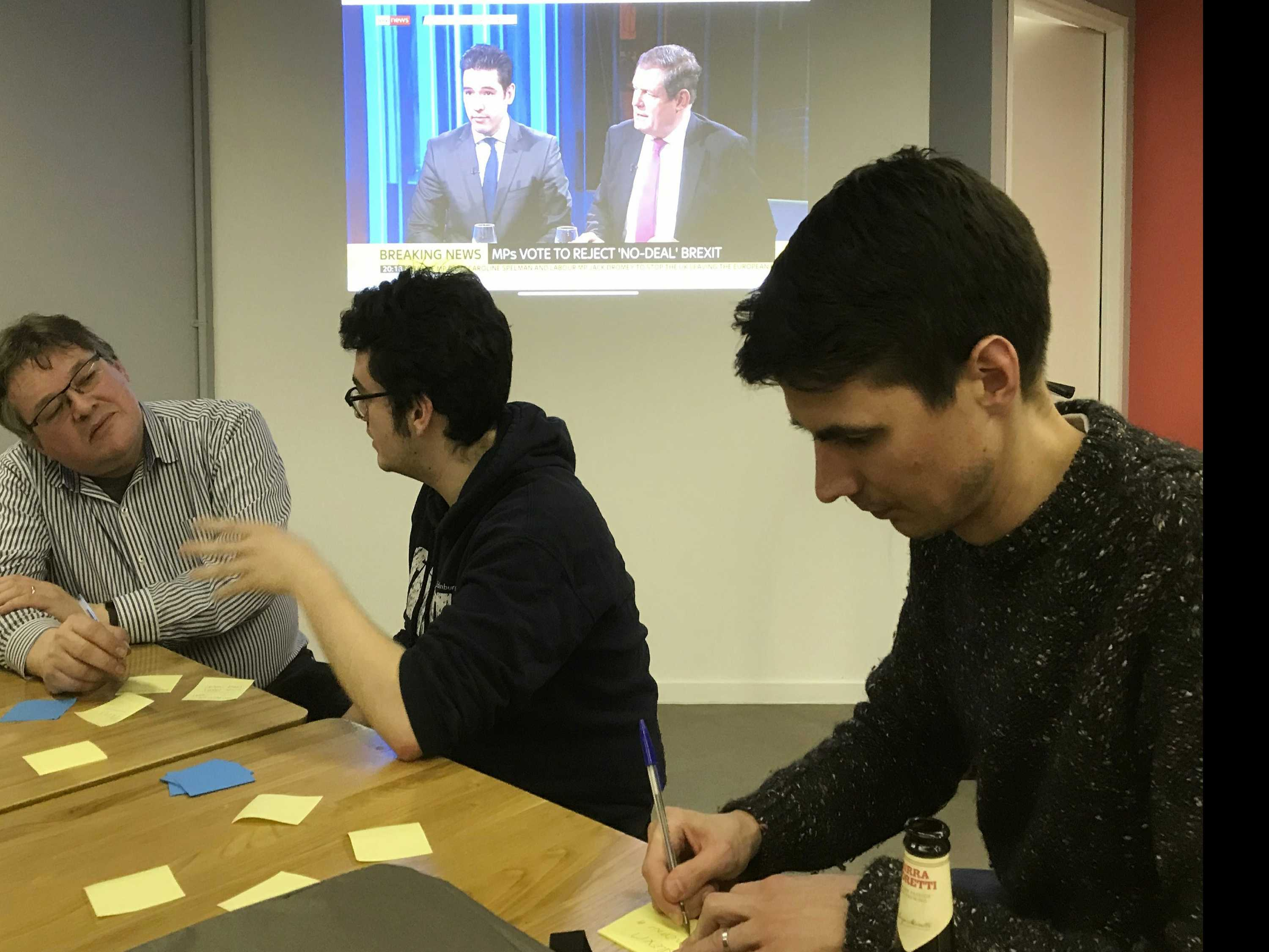 Grassroots Tech Group Takes Startup Approach to Fight Brexit