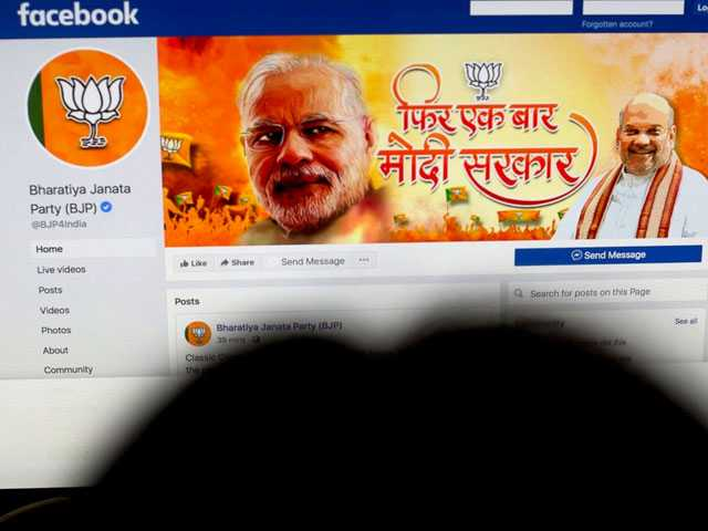 Facebook Says It's Limiting False Stories for India Election