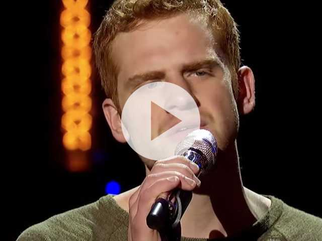Watch: Gay 'American Idol' Contestant Continues to Wow Judges
