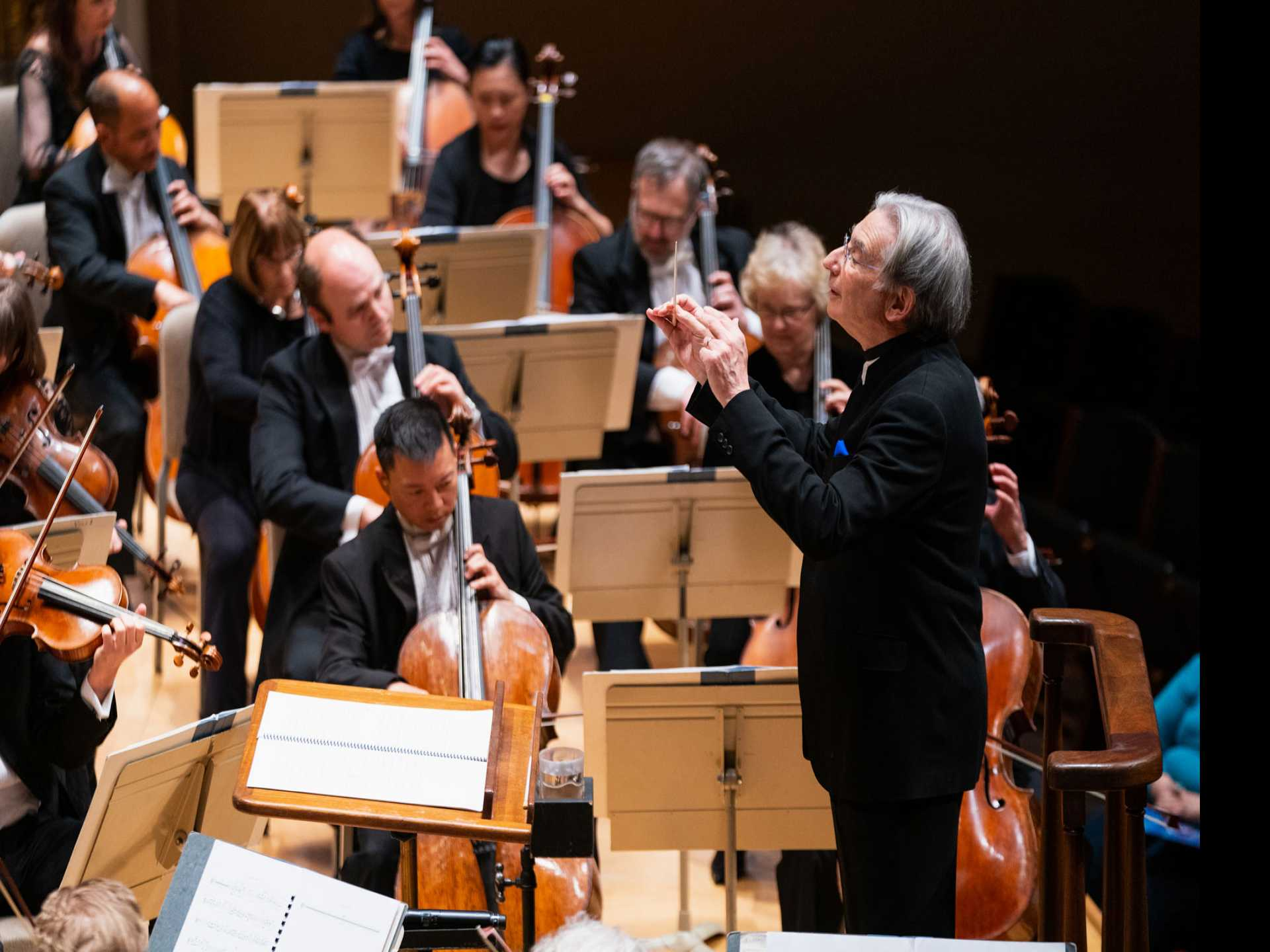 Review :: San Francisco Symphony Orchestra | Symphony Hall, Boston | March 24, 2019