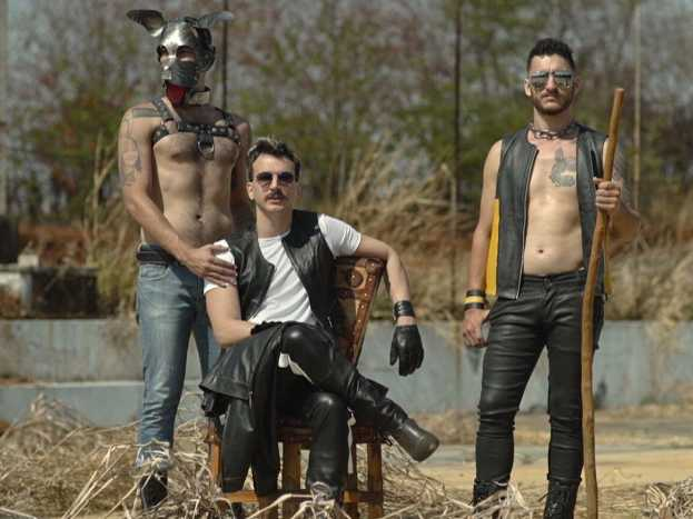 Review :: Mr. Leather