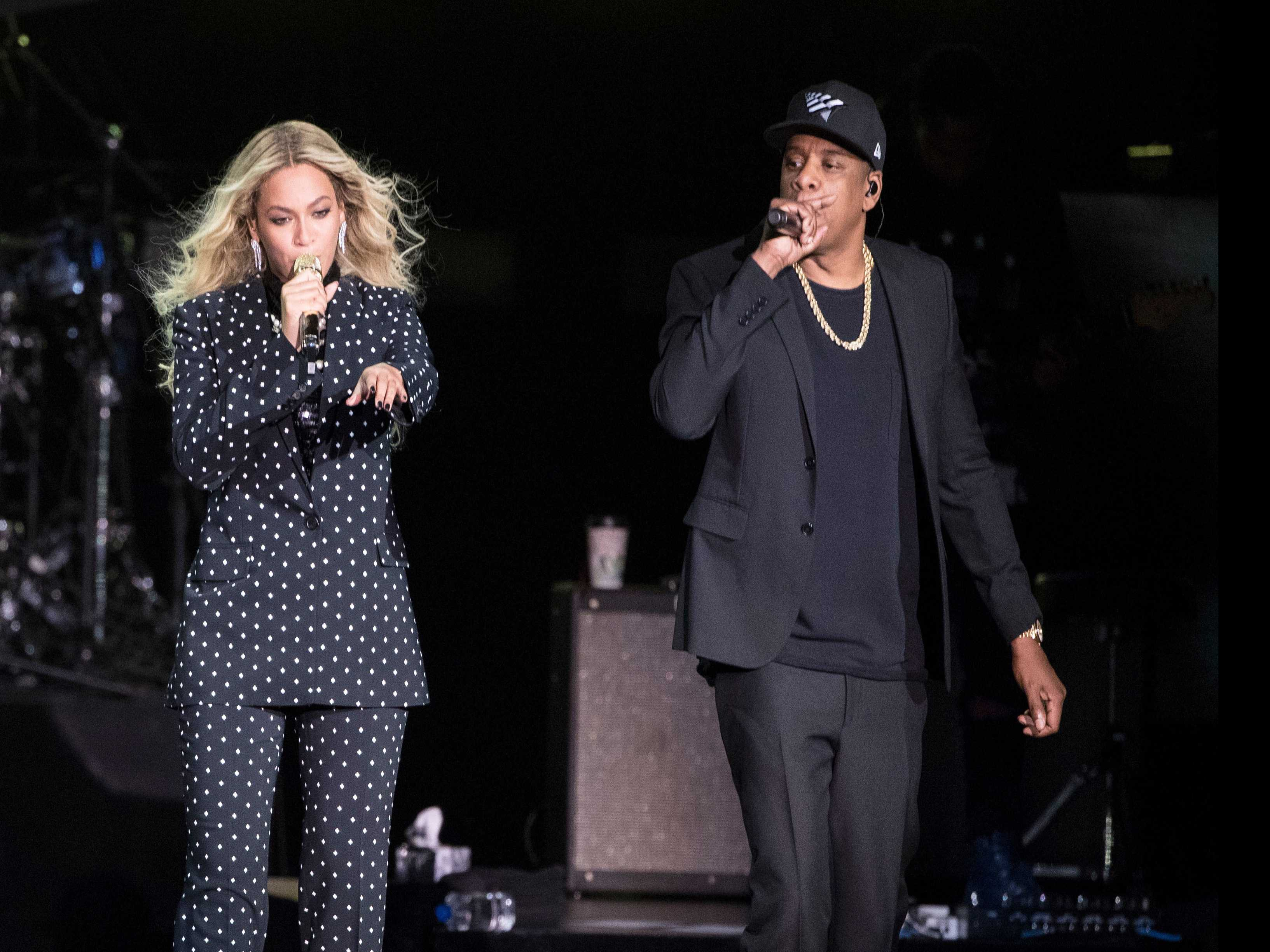 Jay-Z, Beyonce Dedicate GLAAD Award to Her uncle