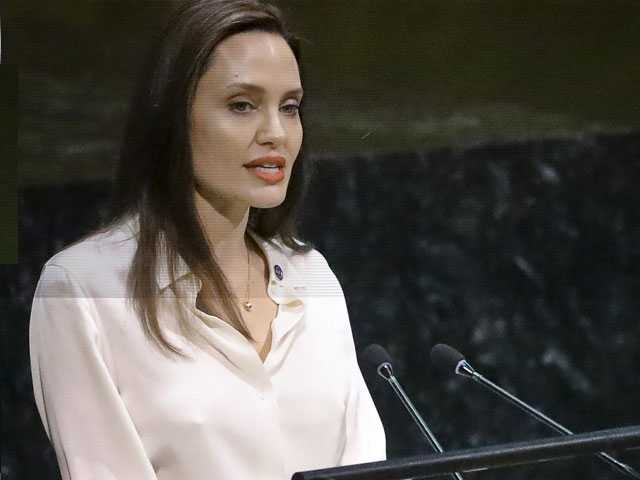 Angelina Jolie: Fighting for Women and Justice Are Crucial
