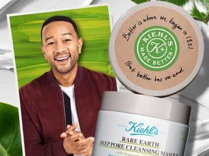 Watch: John Legend Partners with Kiehl's for Made Better Campaign