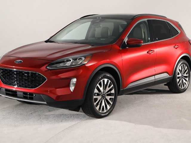Ford Hopes Revamped Escape Can Recapture Lost SUV Buyers