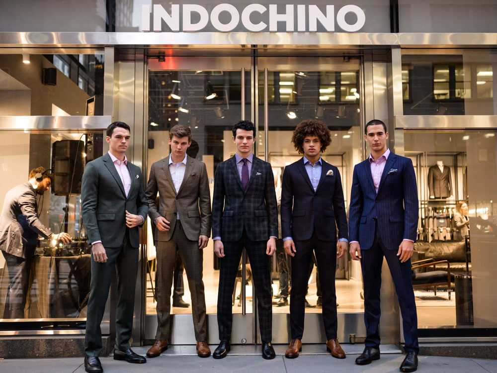 Indochino Opens 2nd Location in Boston's Seaport District, Partners with Red Sox