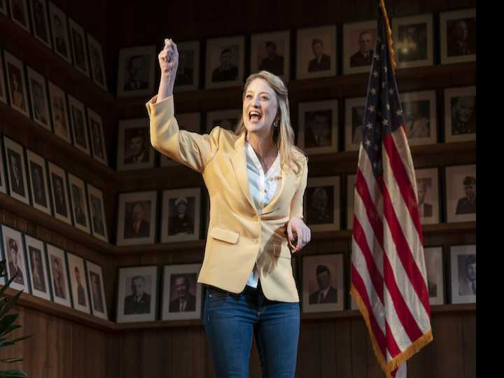 Review :: Amending a Play's Definition: Broadway's 'What the Constitution Means to Me'