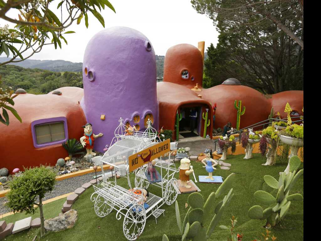 Yaba Daba Don't: California Town Rejects Flintstone's House