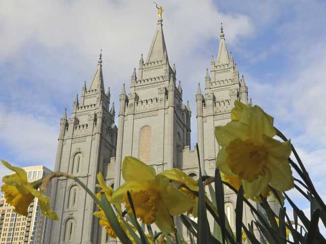 Mormon Leader Says View on Gay Marriage Unchanged