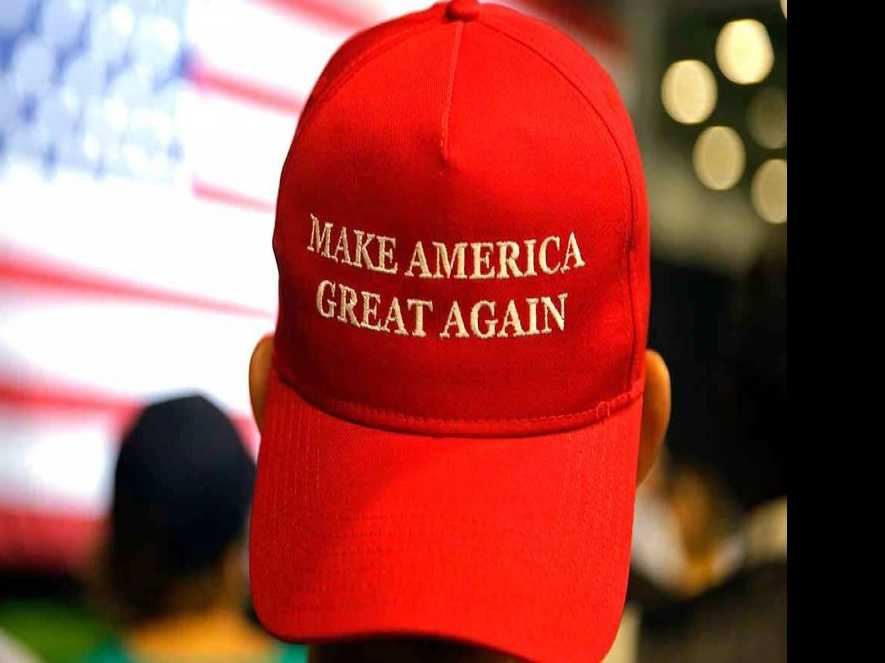 SF Police Searching for Man Wearing MAGA Hat in Assault Investigation