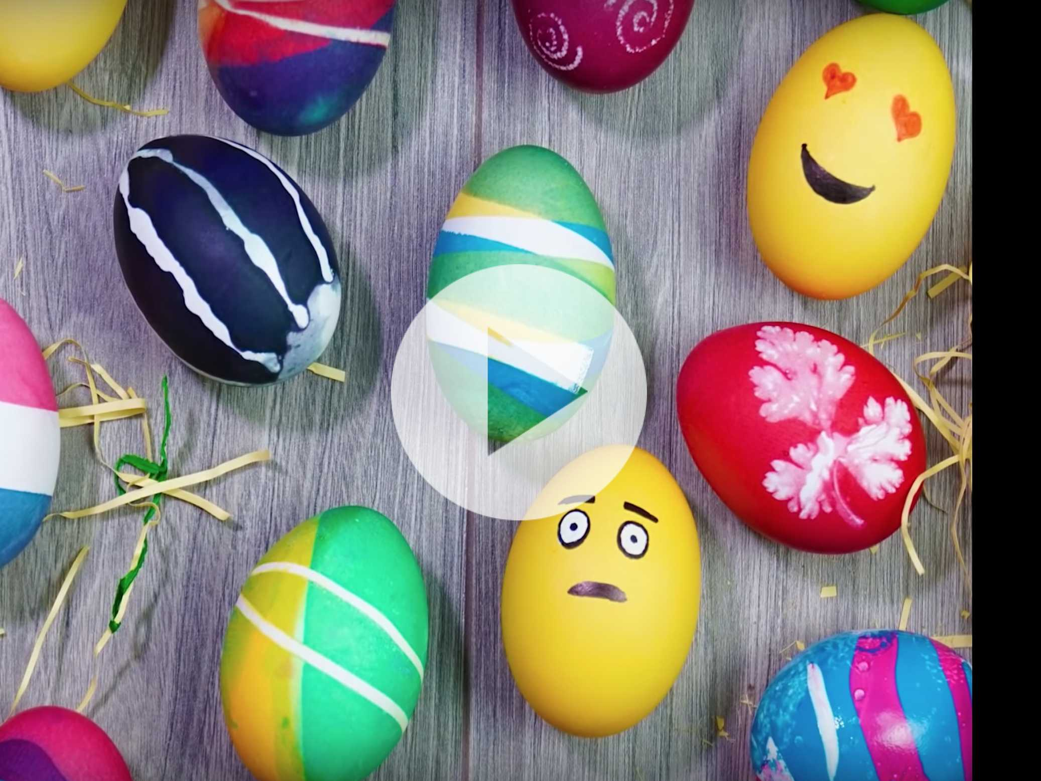 Easter Egg Essentials: Dying Do's and Don'ts