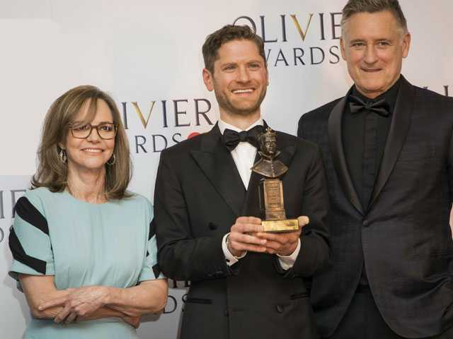 'Come From Away,' 'The Inheritance' Score at Olivier Awards