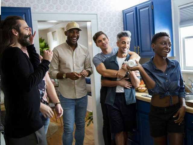 Fans of 'Queer Eye' Raise $90,000 for Kansas Woman