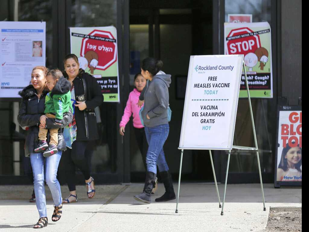 U.S. Measles Tally Hits 465