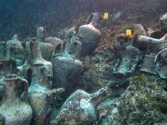 Ancient Shipwreck to Be Made Accessible to Divers in Greece