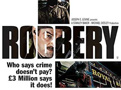 Review :: Robbery