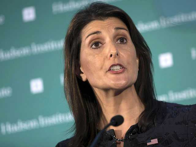 Former UN Ambassador Nikki Haley has Book Coming in the Fall