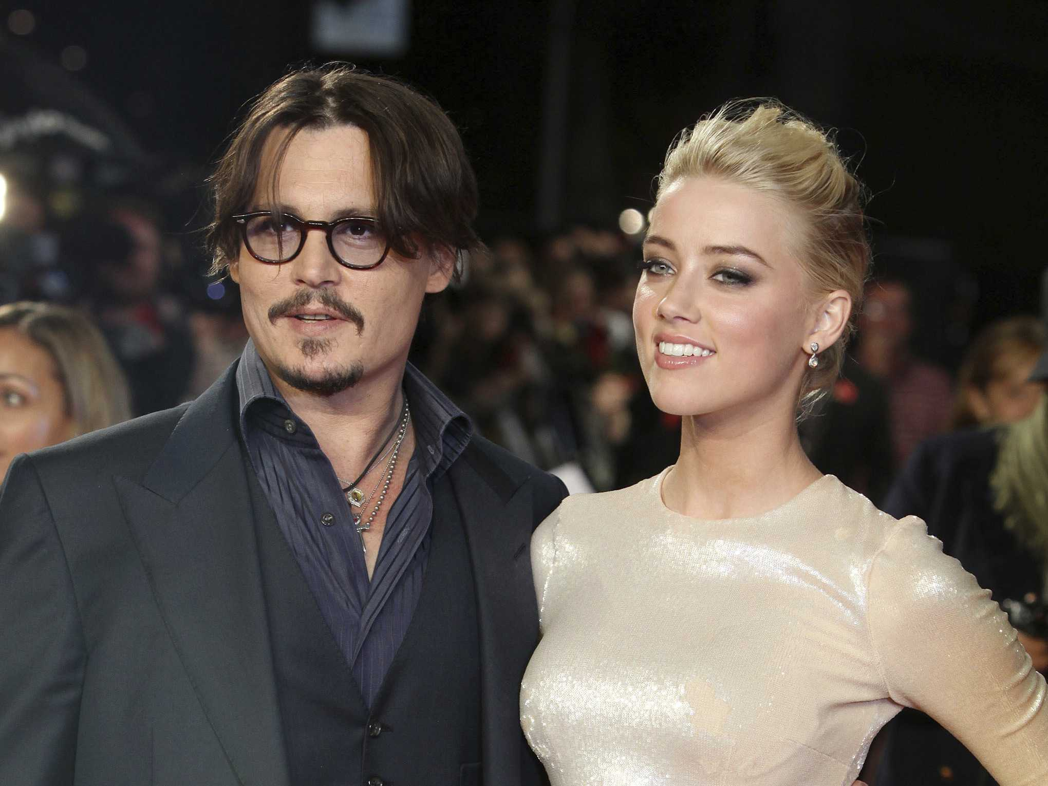 Johnny Depp's Ex-Wife Heard Asks Judge to Dismiss His Lawsuit