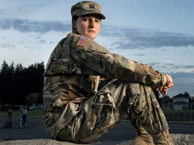 Medical Association Blasts Military's Transgender Policy