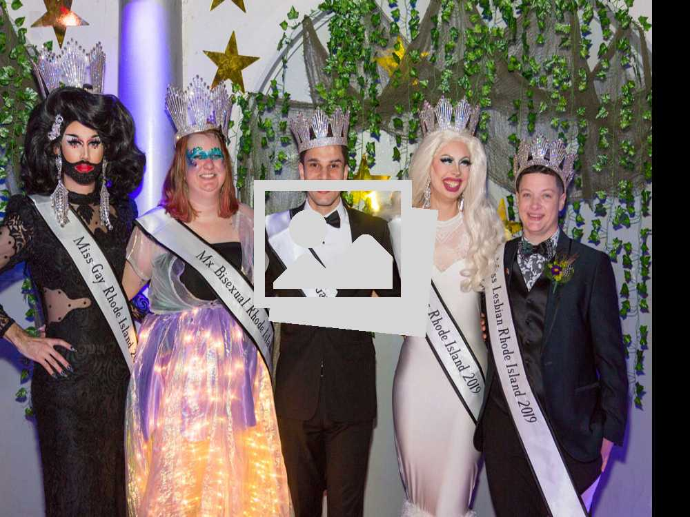 Rhode Island Pride's Pageant Night :: A Night Of Magic And Mystery
