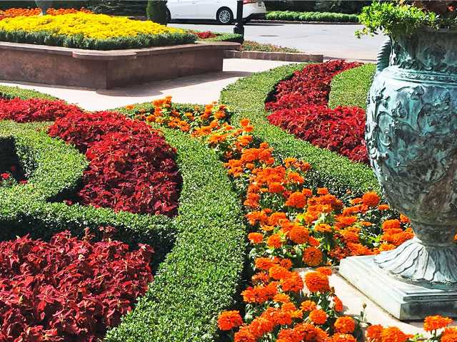 Flower Power: 5 Historic Hotels with Magnificent Gardens