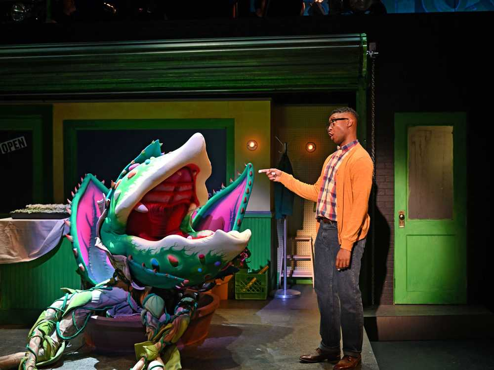 Review :: Little Shop of Horrors