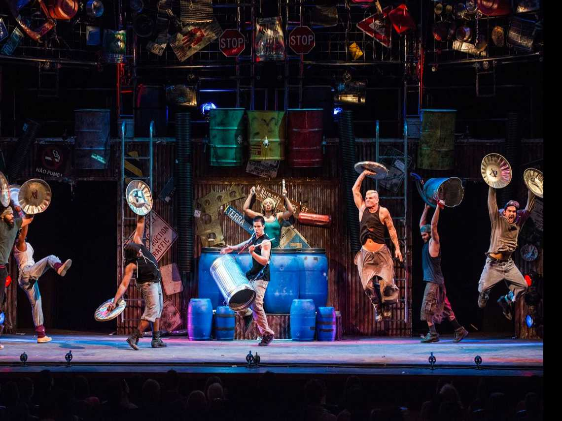Review :: Stomp